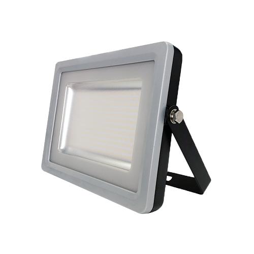SLIM LED REFLEKTOR 50W IP65, sive barve
