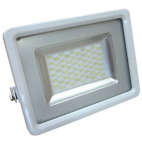SLIM LED REFLEKTOR 50W IP65, bele barve