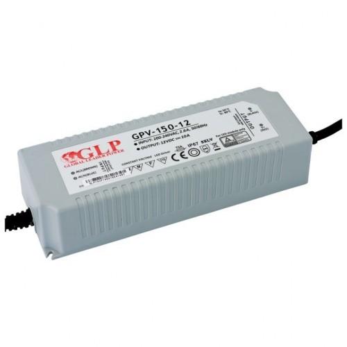 LED NAPAJALNIK GLP 120W 12V IP67