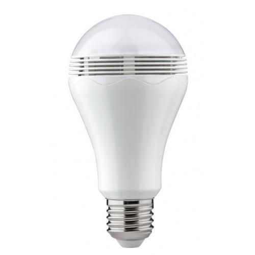 LED žarnica E-27 z vgrajenim zvočnikom 9W