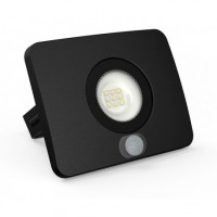 SLIM LED REFLEKTOR 10W IP65 s senzorjem
