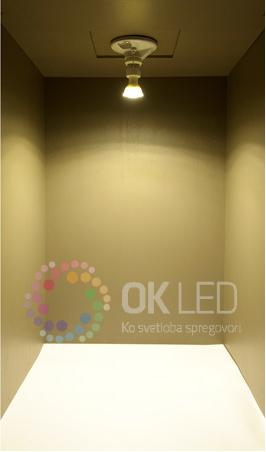 Barva LED žarnic - nevtralno bela