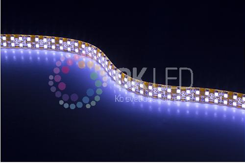 Barva LED traku - hladno bela