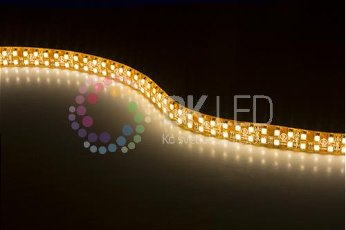 Barva LED traku - toplo bela
