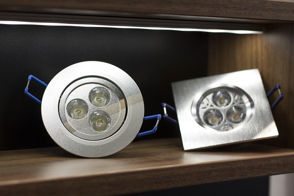vgradna LED svetila