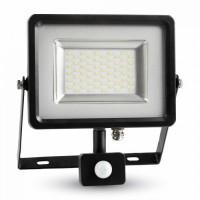 SLIM LED REFLEKTOR IP65 30W S SENZORJEM