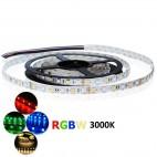 LED TRAK RGBW 9W 3000K