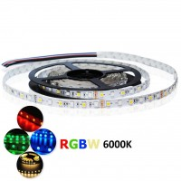 LED TRAK RGBW 6000K