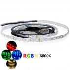 LED TRAK RGBW 9W 6000K